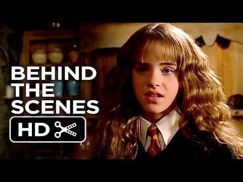 Harry Potter and the Chamber of Secrets BTS - Making of Part 3 (2002) Daniel Radcliffe Movie HD