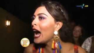 tv fama Juliana Paes explica abandono do marido 08 04 2014 mircmirc