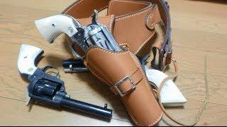 イーストAのSAA早撃ち用ホルスターを買ってみた!