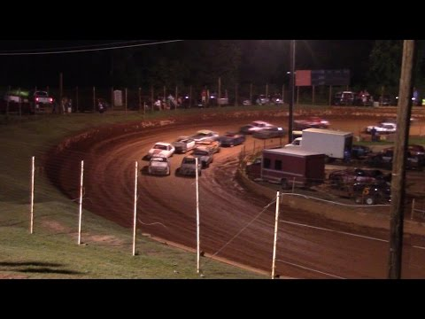 Winder Barrow Speedway Stock Four Cylinder Feature 8/29/15
