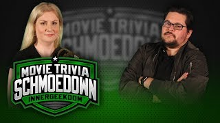 Rachel Cushing Vs Adam Hlavac - Movie Trivia Schmoedown