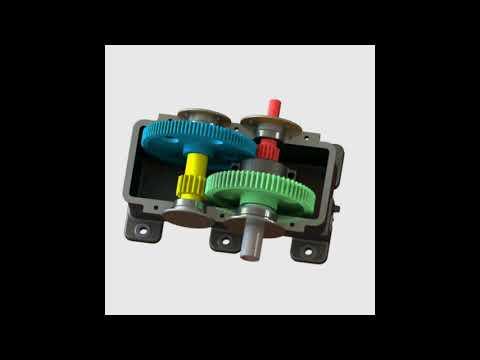減速機歯車動作動画(500×500)