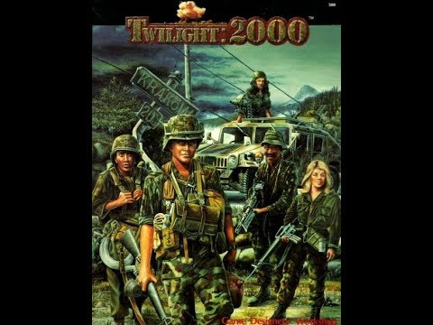 Unscripted & Unchained RPG Review: Twilight 2000 RPG (1e, 1984) P1.