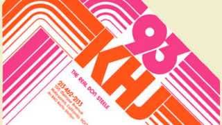 KHJ 93 Los Angeles - 93KHJ / Rhythm of the City Jingles - Late 1970s