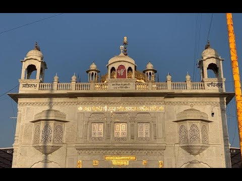 Jalow | Parkash Purab Guru Nanak Dev Ji | Sri Harmandir