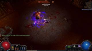 Path of Exile ED WIP Build - Brutus Kill