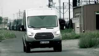 Nowy Ford Transit 2,2 TDCi (2014) - teledysk [PL]