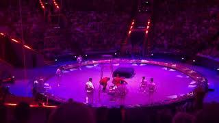 Трагедия Акробат КНДР Мировой рекорд Всемирный фестиваль циркового искусства ИДОЛ 2017 Москва