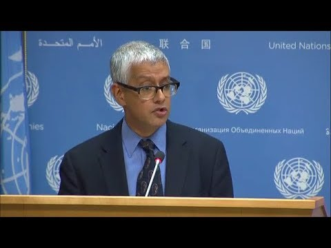 Over 500,000 Rohingya refugees in Bangladesh & other topics - Daily Briefing (28 September 2017)