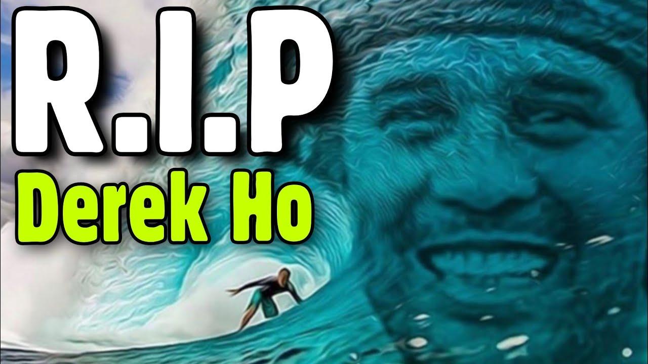 Hawaii's first World Surfing Champion Derek Ho passes away at 55