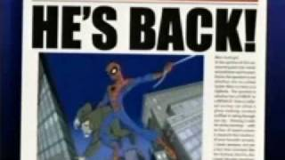 The Spectacular Spiderman Theme (Full Song)