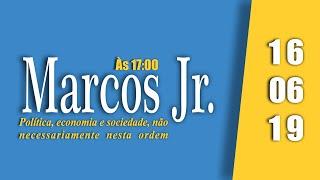 Conversando com Marcos Jr - S01E01