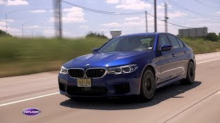 2018 BMW M5 Review: See What's New and Cool with this Sedan — Cars.com