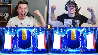 6x TOTS! CO ZA FART! NAJLEPSZY TOTS PACK AND PLAY W HISTORII! ADRYAN VS KINETYK | FIFA 19