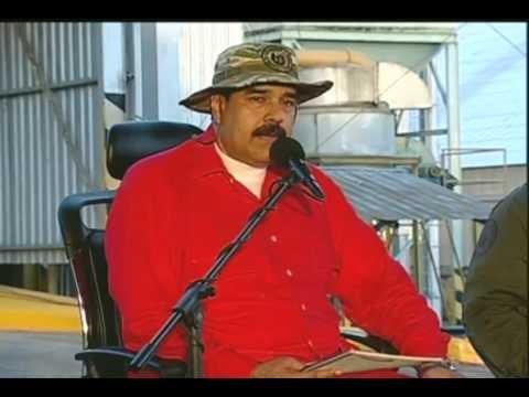 Maduro exige a Juan Manuel Santos mantener el alto al fuego con las Farc-EP