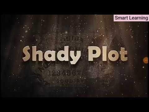 Hindi plot summary a pdf in shady