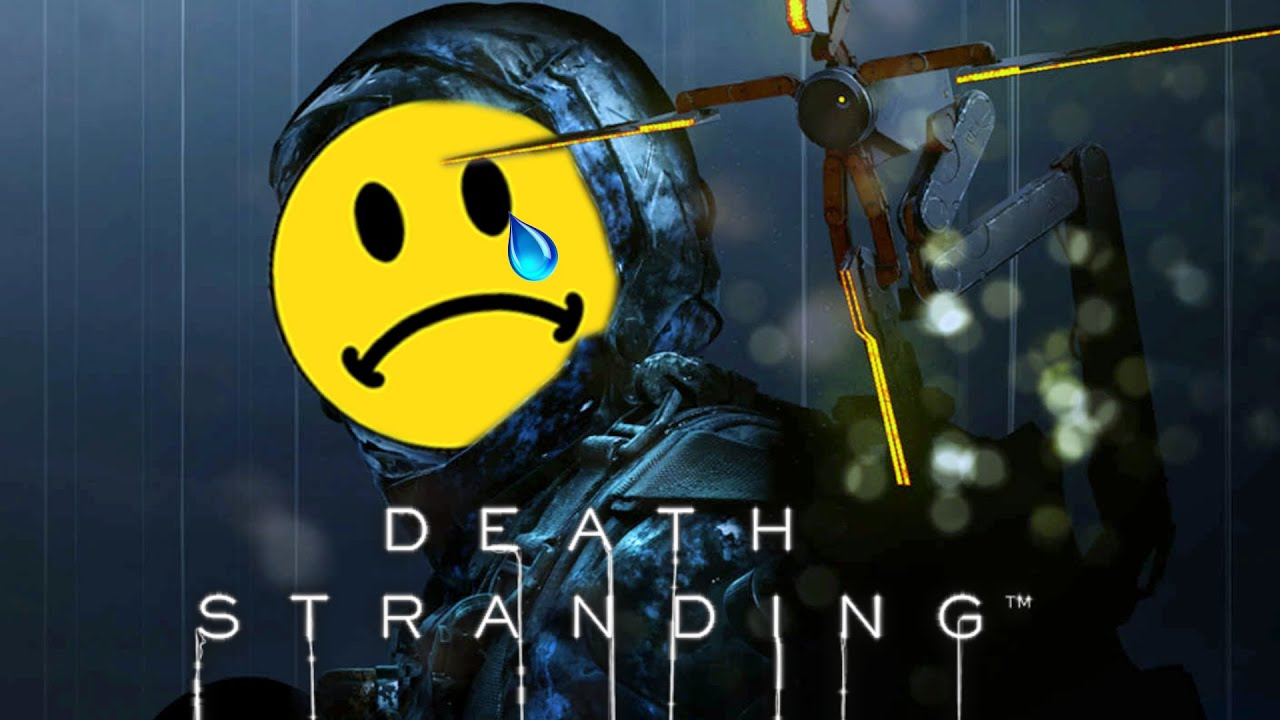 Why Is Death Stranding SO BAD?! thumbnail