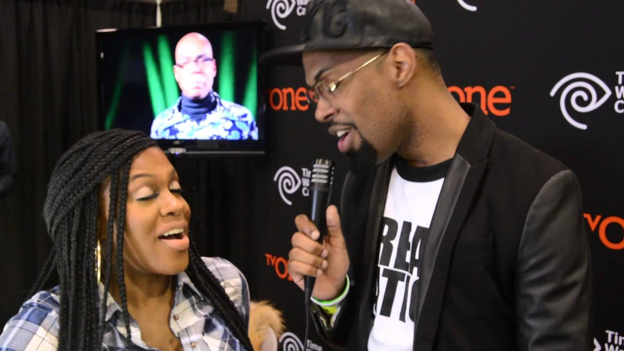 Interview with Lil' Mo at CIAA