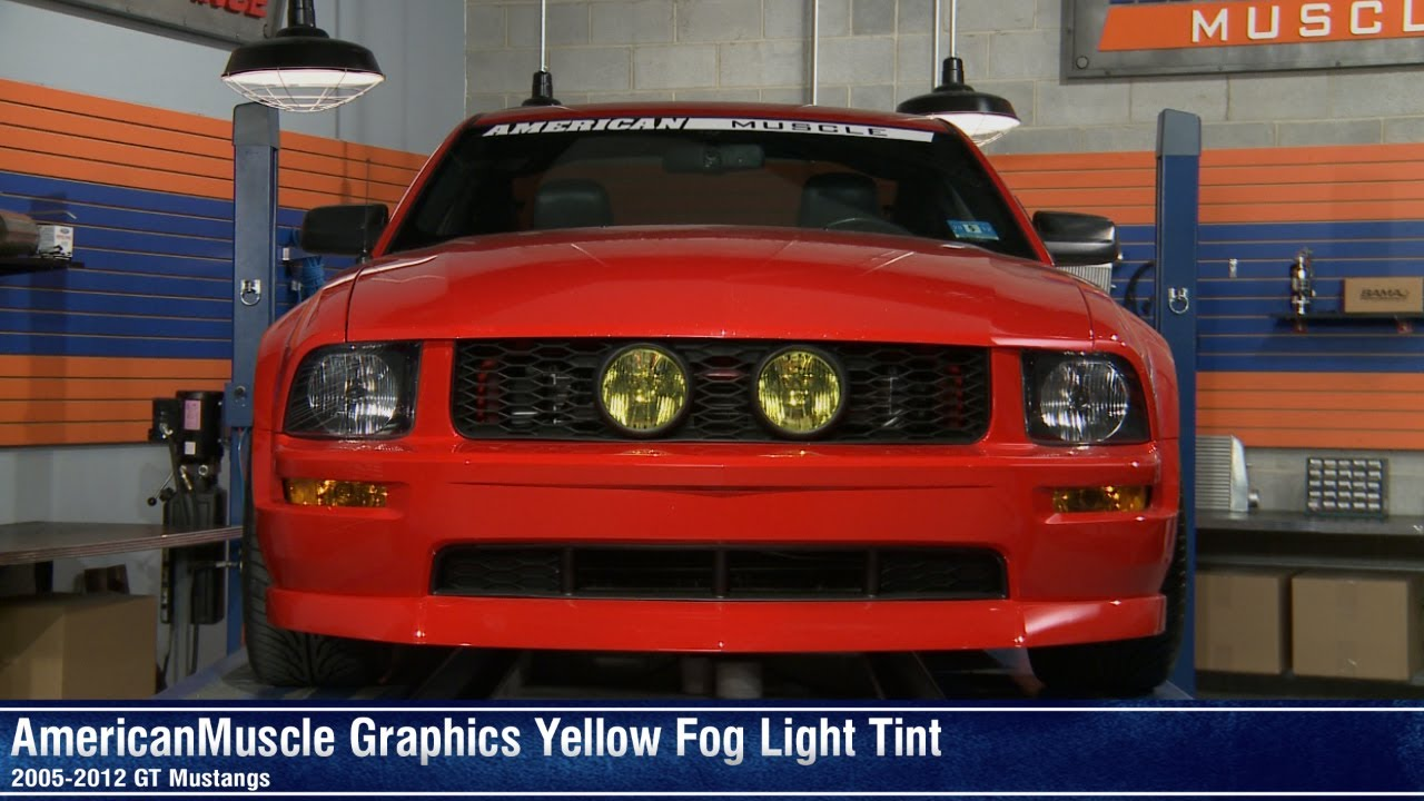 Rtint Headlight Tint Precut Smoked Film Covers for Ford GT 2005-2006