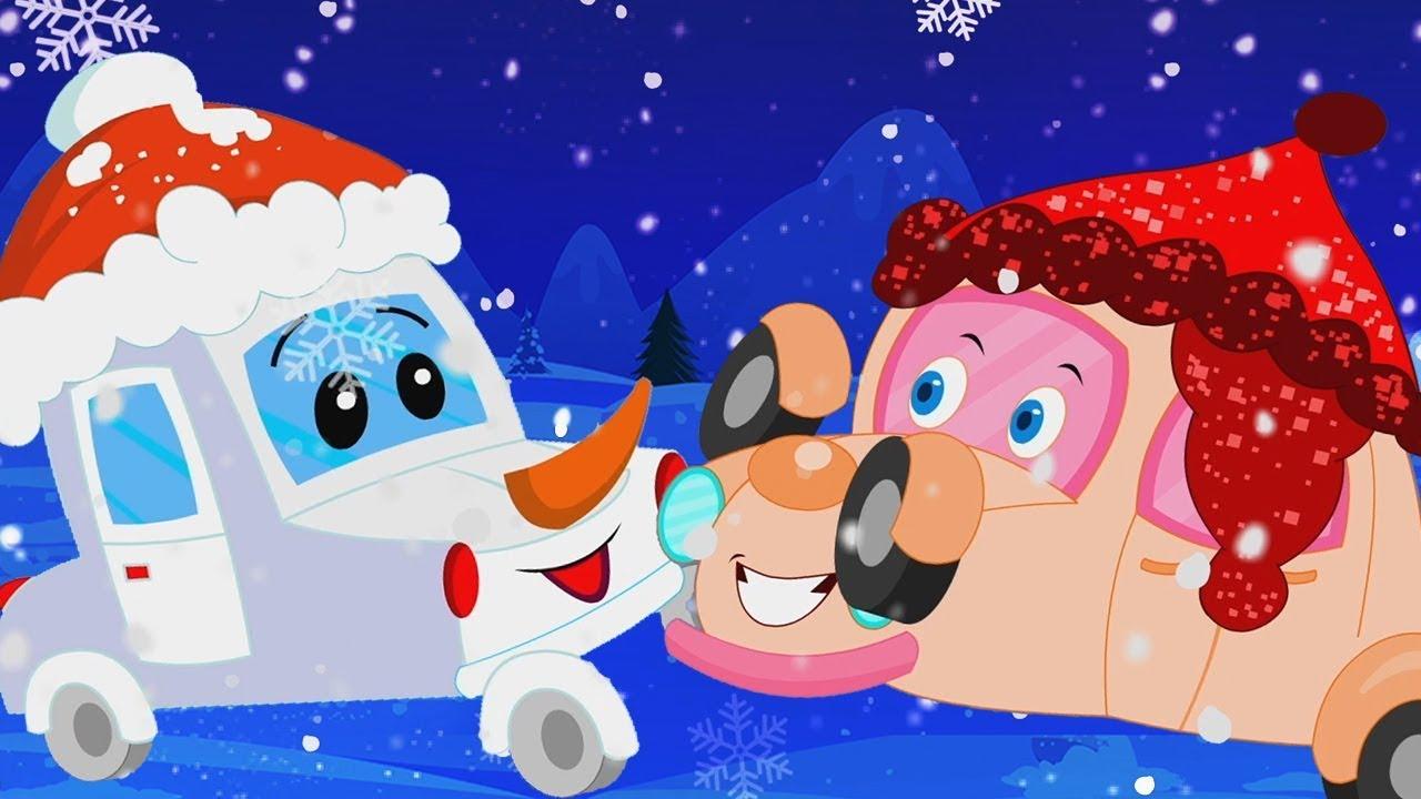 ít tuyết flake | Giáng sinh bài hát | bài hát kỳ nghỉ | Merry Christmas | Little Snow Flake