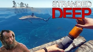 Stranded Deep - SHARK