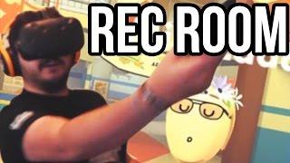 REC ROOM FUN | Rec room
