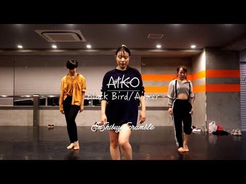 "AIKO""Black Bird / Aimer""@En Dance Studio SHIBUYA"