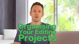 How To Organize Video Project Files: Simple Folder Structure To Save Time and Avoid Headaches