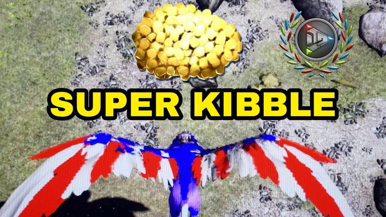 FASTEST WAY TO TAME A GRIFFIN! SUPER GRIFFIN KIBBLE! (ARK MOBILE) #1