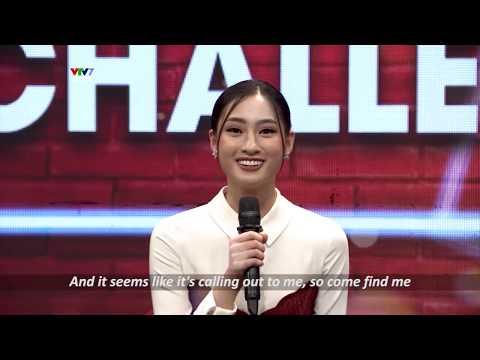 IFO SS5E01   Hoa Hậu Lương Thùy Linh Chia Sẻ Bí Quyết Học Tiếng Anh 7.5 IELTS