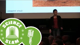 Science-Slam-Finale 2014: Das genetische Geheimnis für ein langes Leben (Lei Mao)