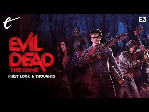 Evil Dead: The Game Looks Surprisingly Good | Summer Game Fest |