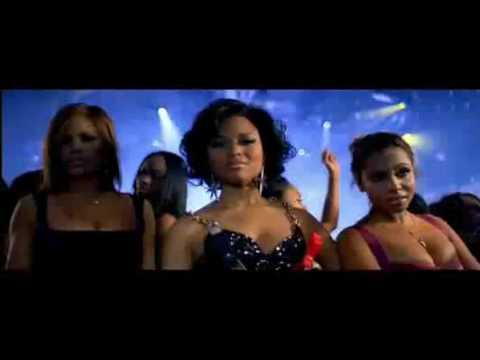 Teairra Mari feat. Flo Rida - Cause A Scene [HQ] (Official Music Video)