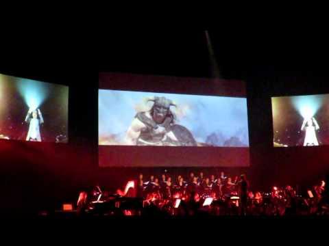 The Elder Scrolls V:Skyrim - Video Games Live - Paris 2014