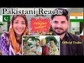 Pakistani Reacts To | Vadhaiyan Ji Vadhaiyan (Official Trailer) Binnu Dhillon | Jaswinder Bhalla