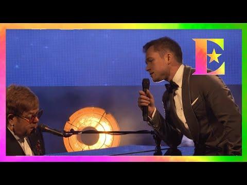 Elton John & Taron Egerton - Rocket Man (Cannes Film Festival 2019)