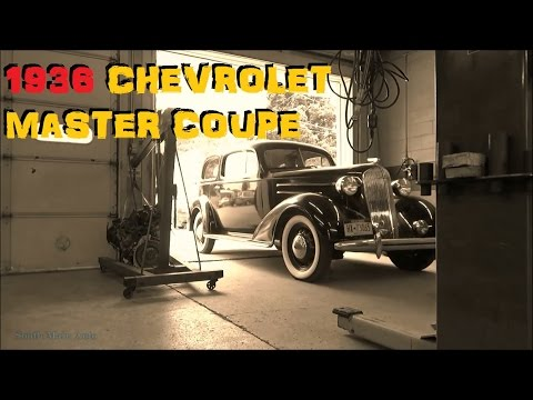 A Look At A 1936 Chevrolet Master Coupe