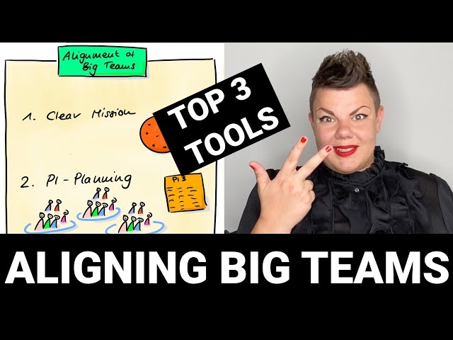 How Can We Align Big Teams?