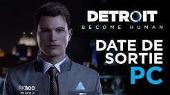 Detroit: Become Human - Date de Sortie PC | Quantic Dream