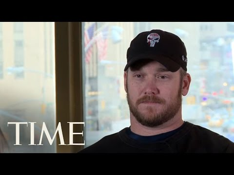Chris Kyle American Sniper | 10 Questions | TIme