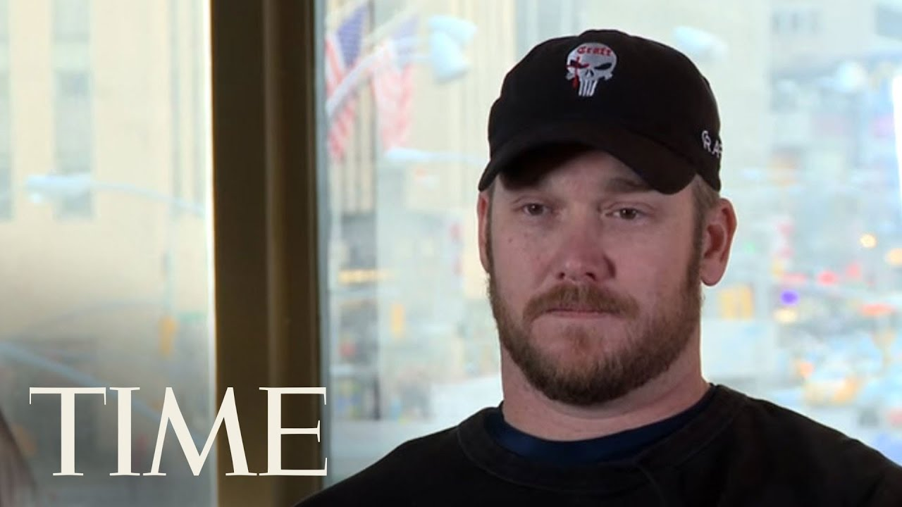 Chris Kyle: American Sniper | 10 Questions | TIME