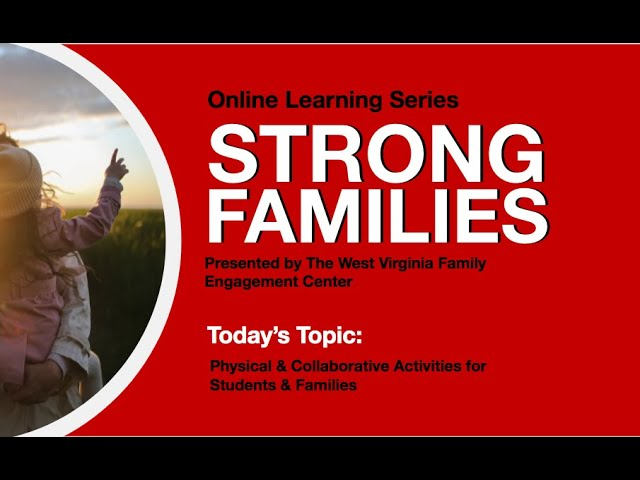 Physical & Collaborative Activities for Students & Families