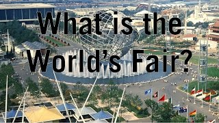 List Of World S Fair Locations And World Expo Host Cities