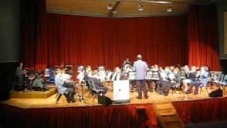 Porirua Youth Brass - The Old Gumbie Cat