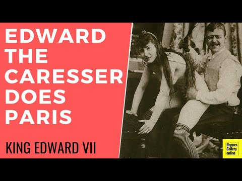 Edward the Caresser does Paris - Rogues Gallery Online