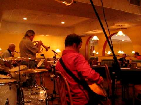Misty, Jim Earp Trumpet At Bacalao 2009