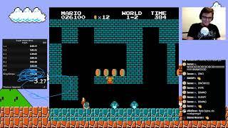 Speedrunujmy w - Super Mario Brothers (#10)