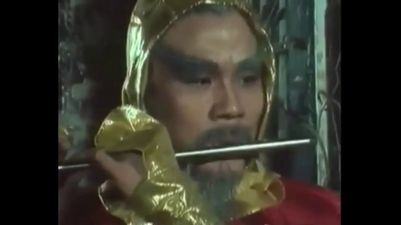 Climax Scene Of Ninja Death    Ninja Death 1987   Kung Fu Action Scenes
