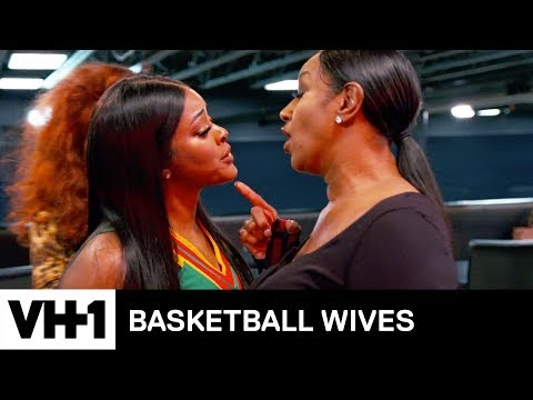 Malaysia Will Come for Anyone Who's Talking About Her Kids | Basketball Wives