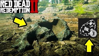 The Third Meteorite Mystery in Red Dead Redemption 2!